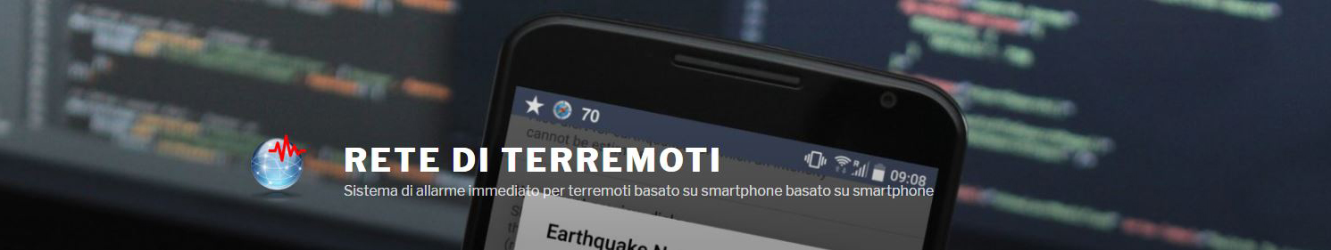 earthquake network